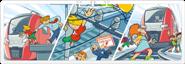 Правила поведения детей на объектах железнодорожного транспорта